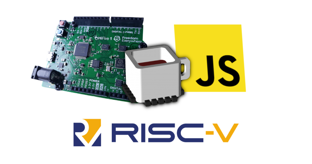 Espruino on RISC-V Silicon – MicroHobby